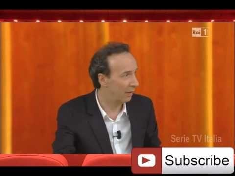 ▶ ROBERTO BENIGNI LA DONNA VA AMATA - I DIECI COMANDAMENTI -TALMUD - YouTube