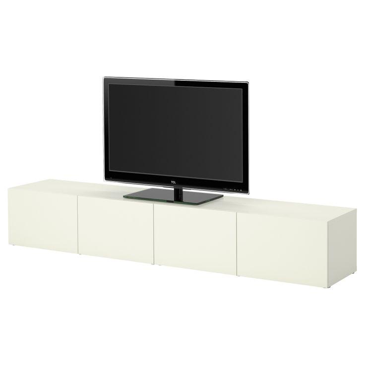 kosteczki BESTÅ Szafka pod TV - IKEA - 340 PLN