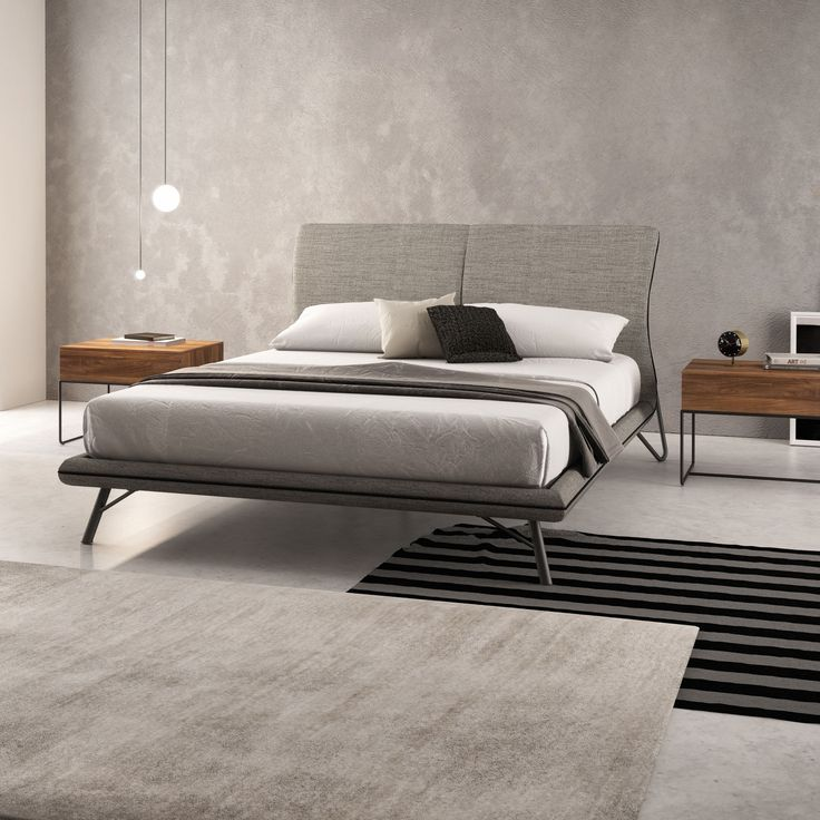 New From Huppe, The Linea Collection Of Modern Bedroom Furniture Brings A  Soft European Touch