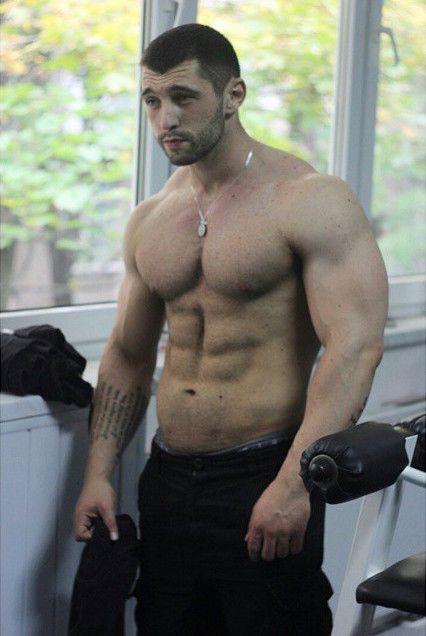 sexy big guys