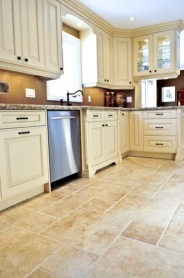 White Kitchen Tile Floor Ideas best 25+ cream tile floor ideas on pinterest | cream bathroom