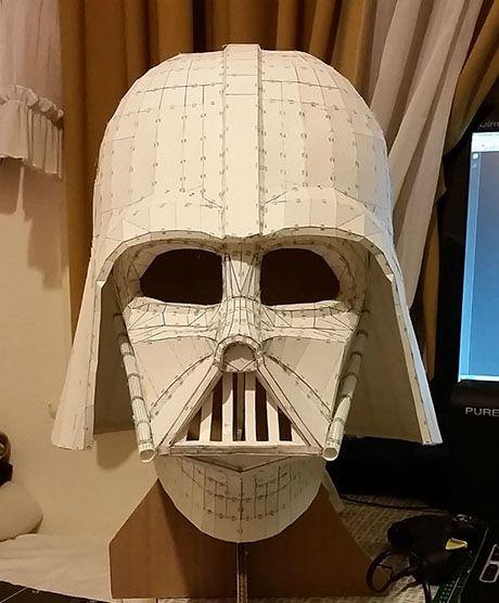 Helmet Stormtrooper Paper