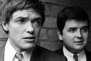 The Likely Lads. Image shows from L to R: Terry Collier (James Bolam), Bob Ferris (Rodney Bewes).