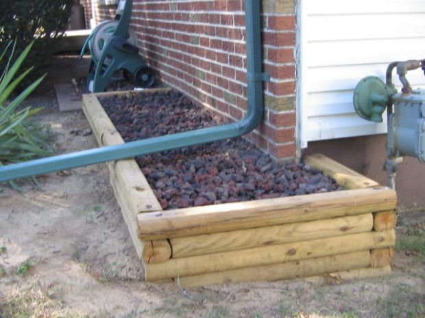 Learn All About Flower Bed Ideas With Landscape Timbers From This