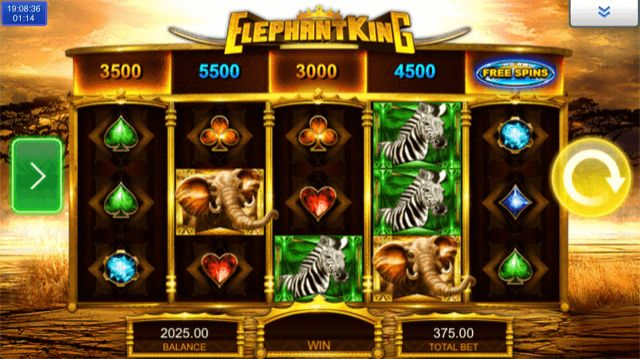Elephant King Slot Review | IGT