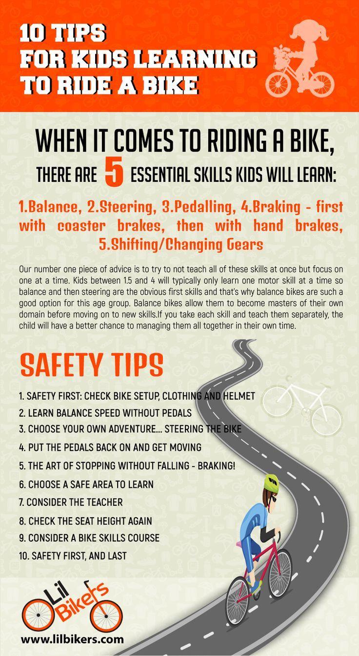 10 Tipps Fur Kinder Die Fahrrad Fahren Lernen Fahren Lernen