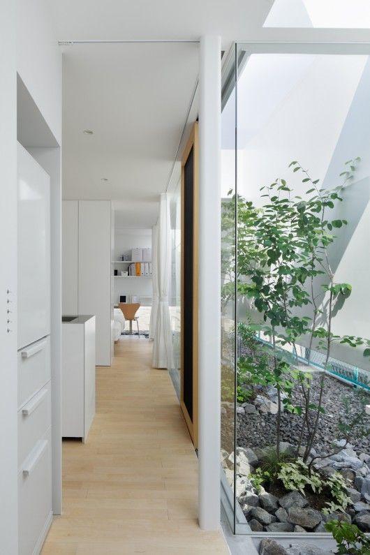 137 best Indoor Garden images on Pinterest | Indoor courtyard ...