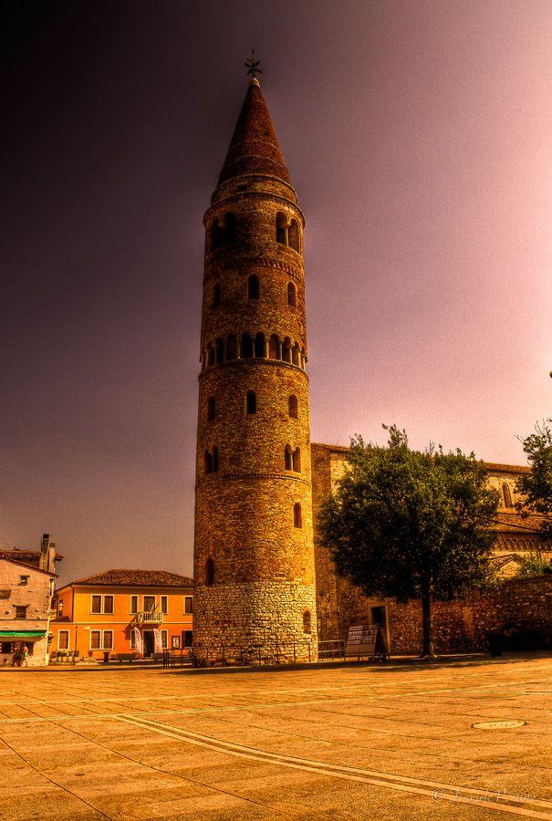 Caorle, la sede della terza edizion dei Giochi del Veneto