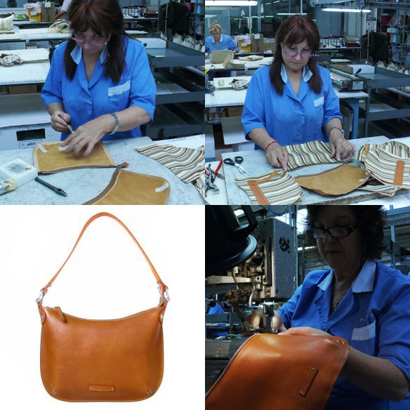 Toscanella mini hobo bag in vegetable tanned Italian leather.  http://www.pierotucci.com/bags/hobos/Toscanella_natural_Italian_leather_top_zip_hobo_bag_151.htm