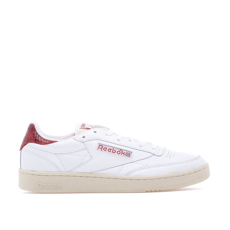 Club C 85 VS from the S/S2017 Reebok collection in white