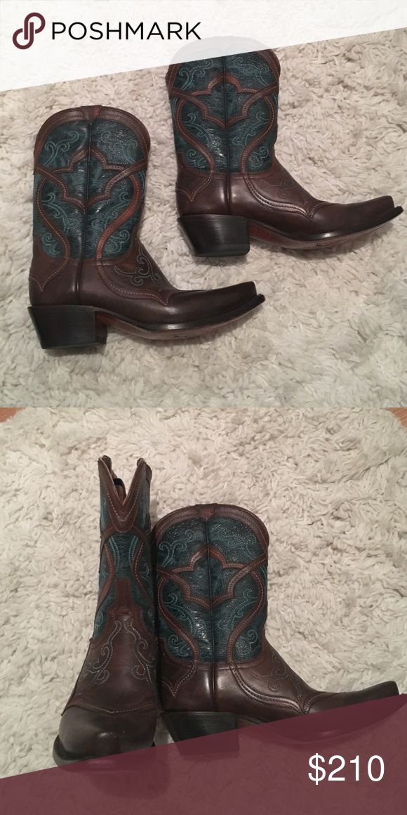 1000 ideas about turquoise cowboy boots on
