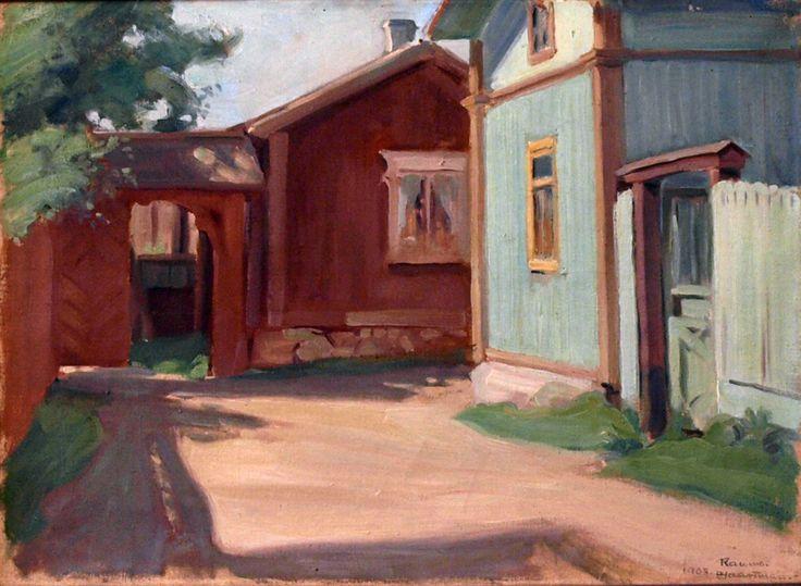 Haartman, Axel (1877-1969)