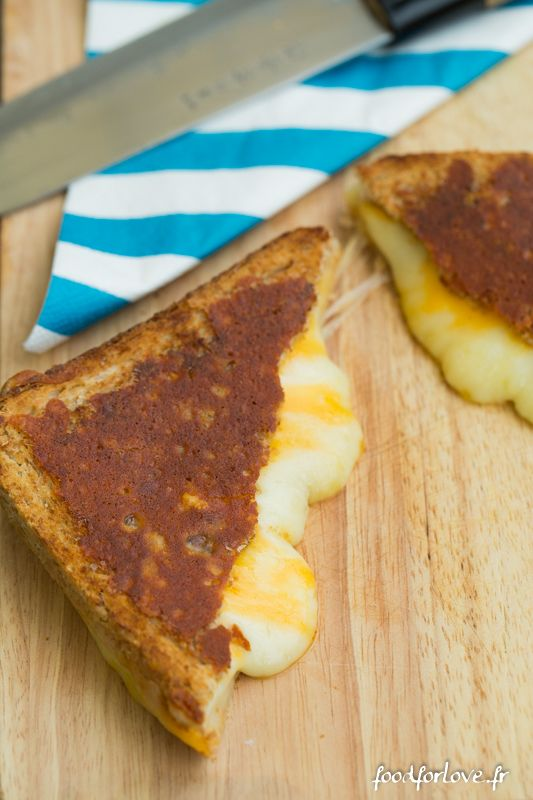 Grilled Cheese - Food for Love
