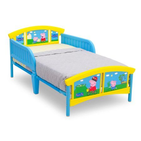 Baby In 2020 Toddler Bed Kid Beds Blue Bedding