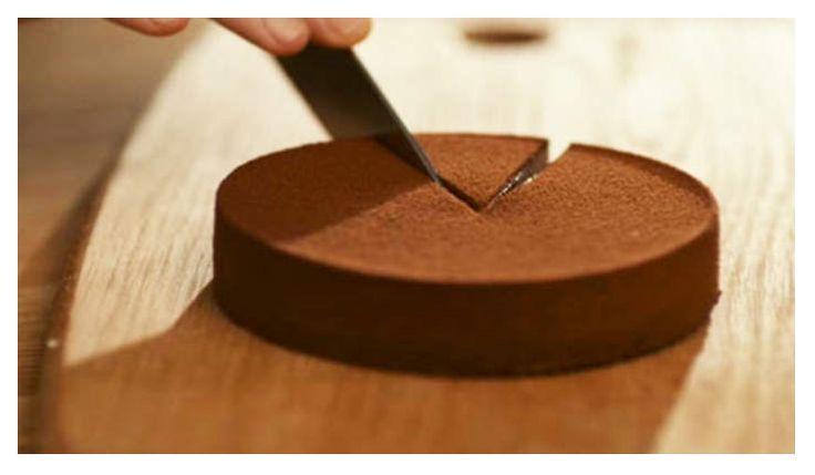 Heston Chocolate Ganache Cake Recipe