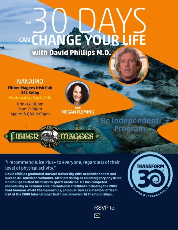 Did you know 30 Days can change your life!  Hello #BritishColumbia ! Come out and join David Phillips and Megan Fleming Today!  #JPCANADA Photo: Did you know 30 Days can change your life! Hello #BritishColumbia ! Come out and join David Phillips and Megan Fleming Today!   #JPCANADA