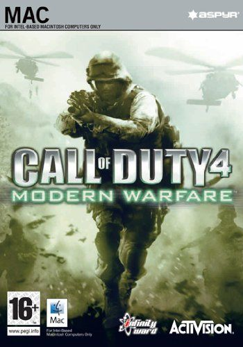 Call of Duty 4 Modern Warfare [Mac Online Code] - http://www.computerlaptoprepairsyork.co.uk/mac/call-of-duty-4-modern-warfare-mac-online-code