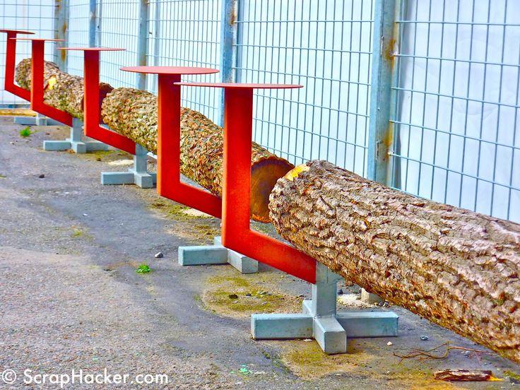 Street Park Seating