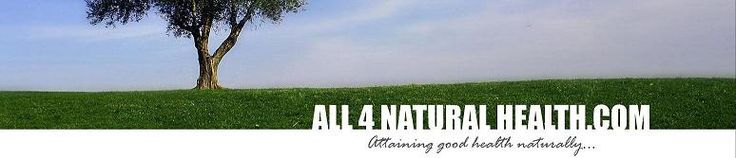 Welcome to All4NaturalHealth.com, a guide on natural health information.   If you're sick, tired, low on energy, chronically ill, or just want to be healthier, we believe we can help, and that you will find something useful here.
