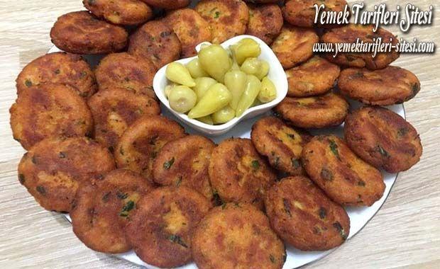 Patates Köftesi   Yemek Tarifleri Sitesi - Oktay Usta - Harika ve Nefis Yemek Tarifleri