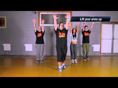 Party Rock Anthem - choreography tutorial I Street Dance Academy episode 4