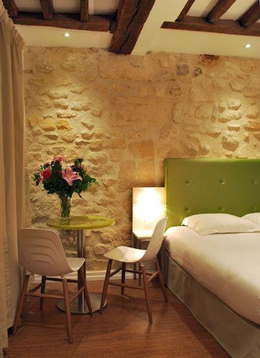 suelo de #corcho corkcomfort de @wicanders instalado en #hotel de #Paris