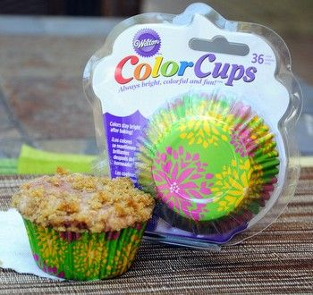 Wilton ColorCups Baking Cups review by Baking Bites (5/13)