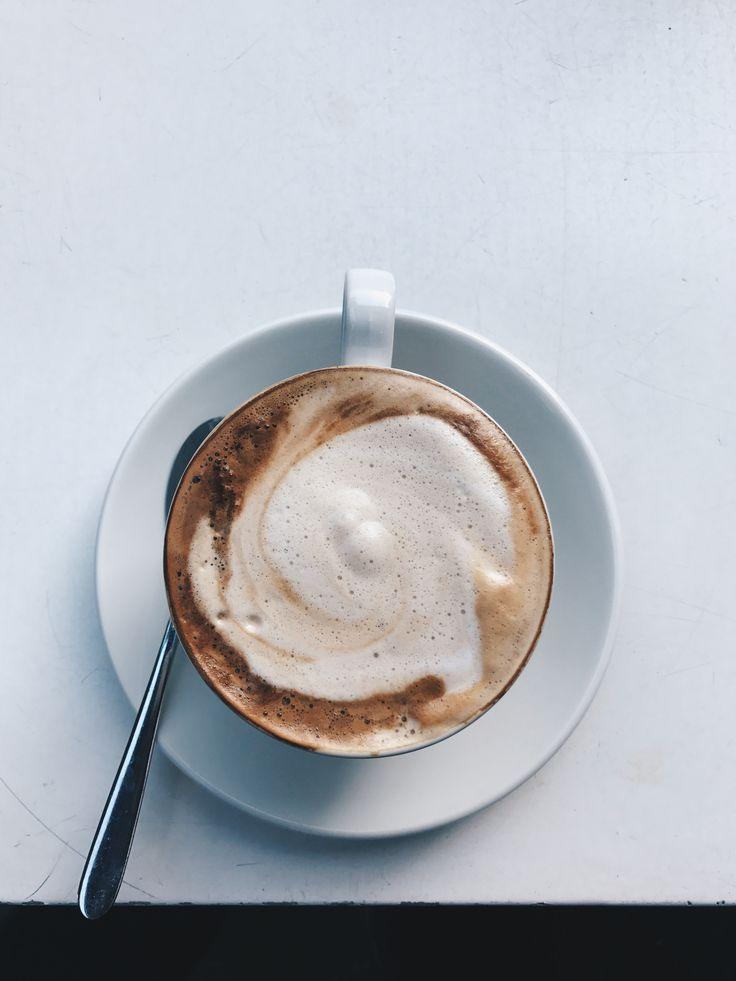 Kickstart the day with a freshly brewed cup of coffee.. // Mit einer Tasse frischem Kaffee kann der Tag starten! #enjoysiemens