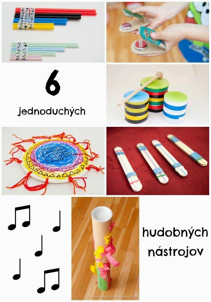 6 doma vyrobených hudobných nástrojov | Neposedné nožnice