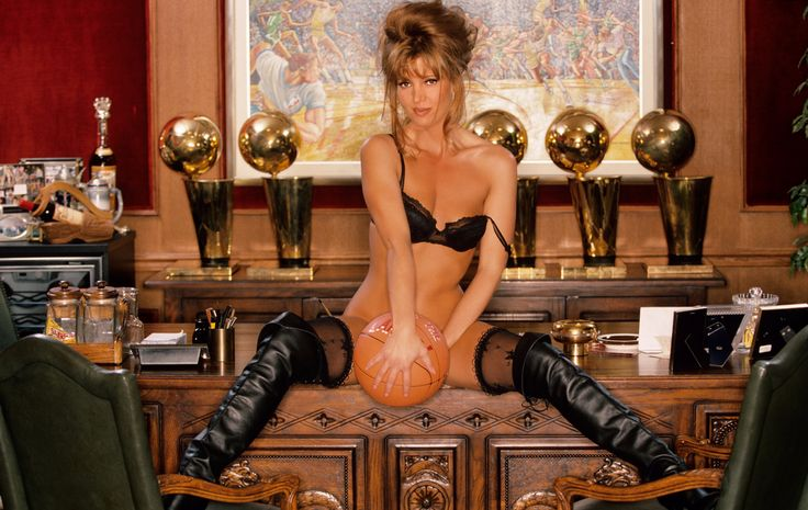 from Camren nude pics of jeanie buss on playboy