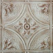 Tinman.com ~ affordable ceiling and backsplash!!  Plantation Charm