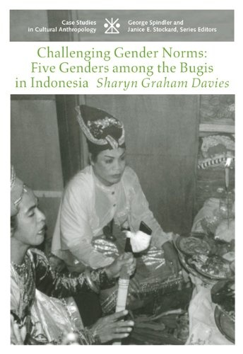 Challenging Gender Norms: Five Genders Among Bugis in Indonesia (Case Studies in Cultural Anthropology)