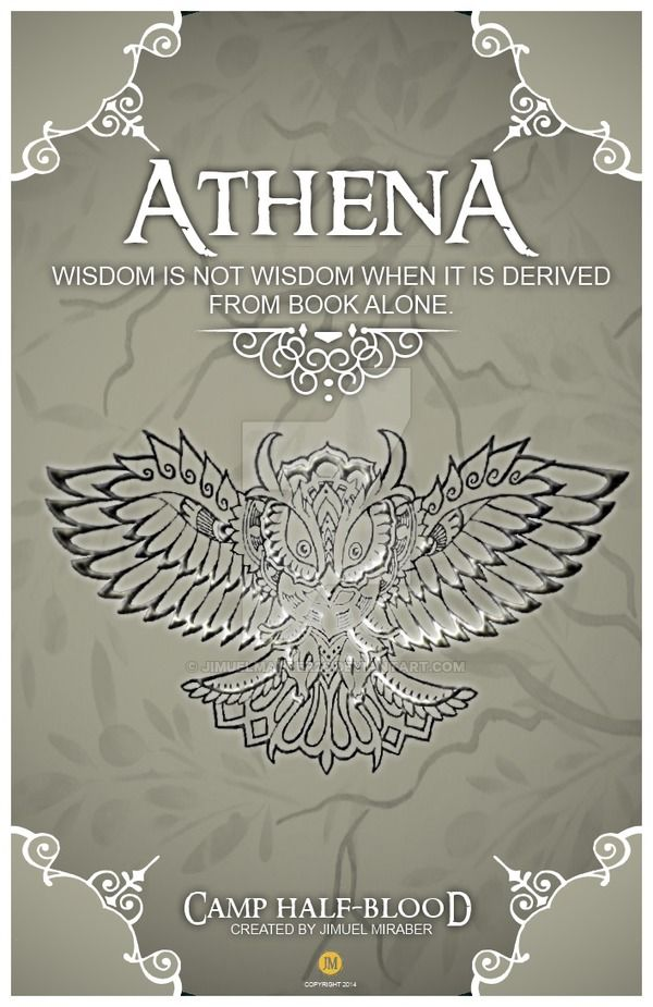 CHB Cabin Poster Athena by jimuelmaurer26 on DeviantArt