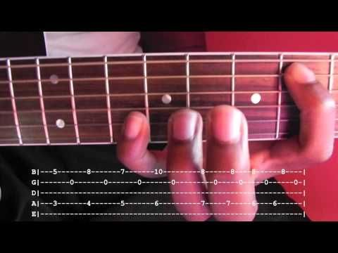 BlackBird (Fingerstyle) Guitar Lesson With Tab - YouTube