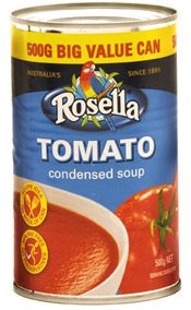 My favourite childhood canned soup!!!! MM sez: it was hers too - But only if made with half milk, half water. This was comfort food when I felt unwell and still is - only today I usually use 'cup of soups'