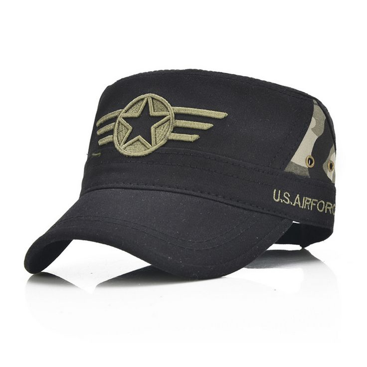 $7.30 (Buy here: https://alitems.com/g/1e8d114494ebda23ff8b16525dc3e8/?i=5&ulp=https%3A%2F%2Fwww.aliexpress.com%2Fitem%2FArmy-green-caps-flat-top-style-star-Embroidery-Design-Cotton-Baseball-sun-hats-adjustable-black-camouflage%2F32801095631.html ) Army green caps flat top style star Embroidery Design Cotton Baseball sun hats adjustable black camouflage Buckle Back for just $7.30