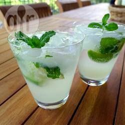 Real Lime Mojito @ allrecipes.com.au