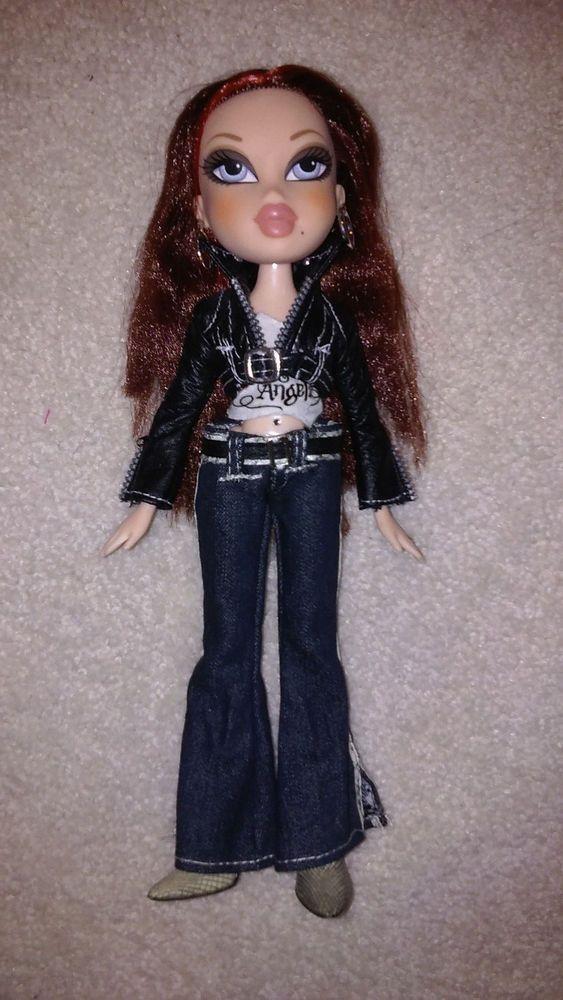 Bratz Rock Angels ROXXI doll RARE  | eBay