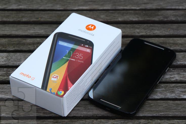 Motorola G (2 Gen.) - csak igényesen.