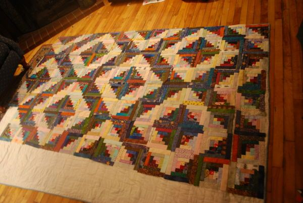 359 Best Images About Quilts Log Cabins On Pinterest