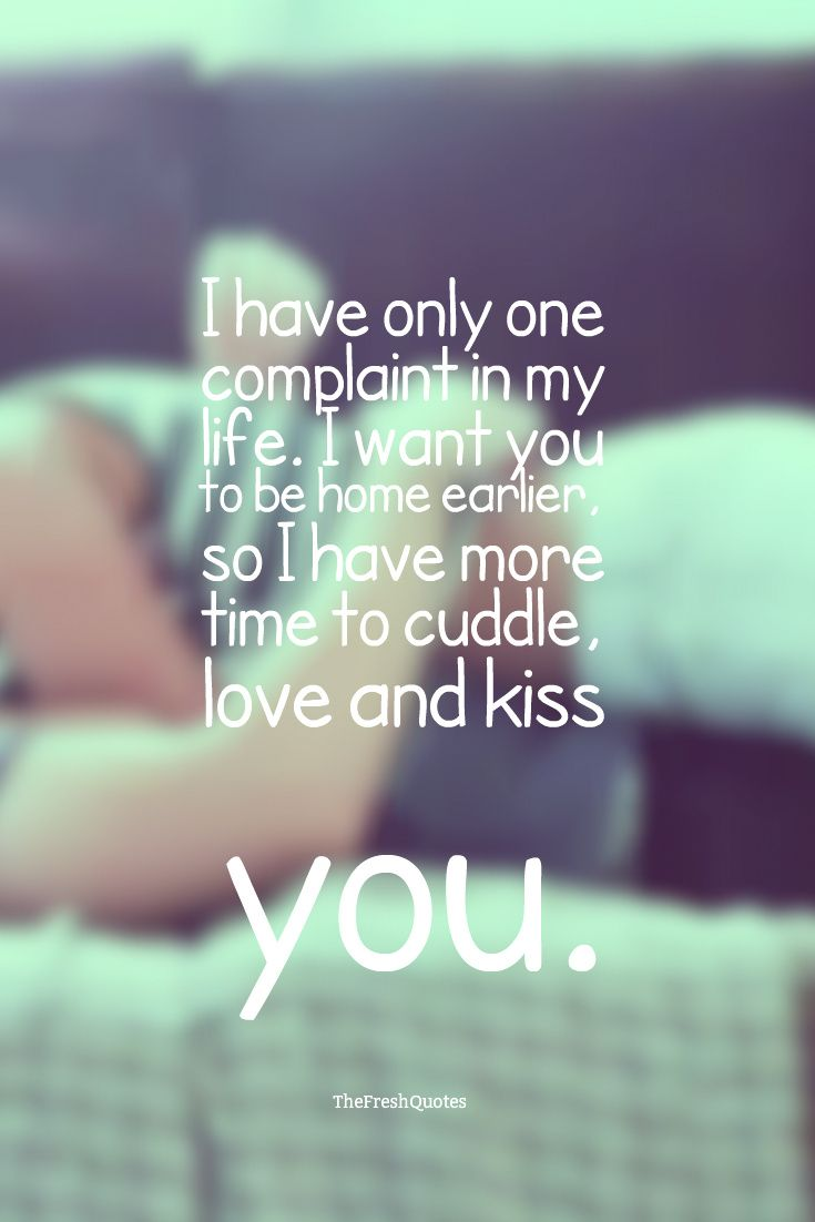 46 Romantic Love You Messages for Husband Quotes & Sayings