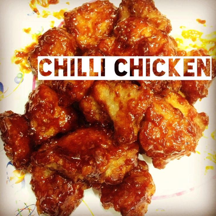 Homemade snacks: one of my favourite snacks nowadays! Amazingly easy to make! Deep fry some chicken breast, and fry them in your own type of seasoning! #chilli #chicken #spicy #snacks #snack #deep #fried
