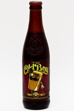 Parallel 49 Brewing Old Boy