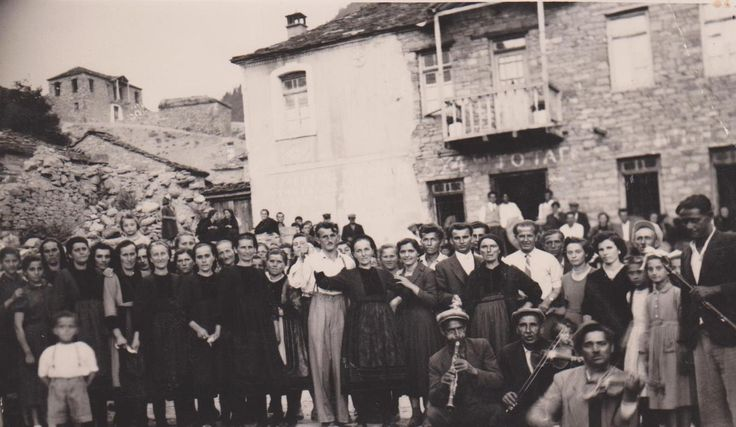 Επταχώρι-Καστοριάς 1956
