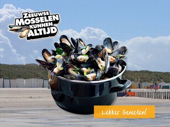 Zin in een heerlijk mosselweekend? Doe mee met de prijsvraag en maak kans op een een Zeeuws mosselweekend voor 2 personen!