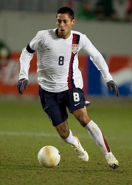 Clint Dempsey the best American soccer player