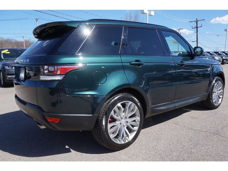 2016 Land Rover Range Rover Sport Dynamic 83,400