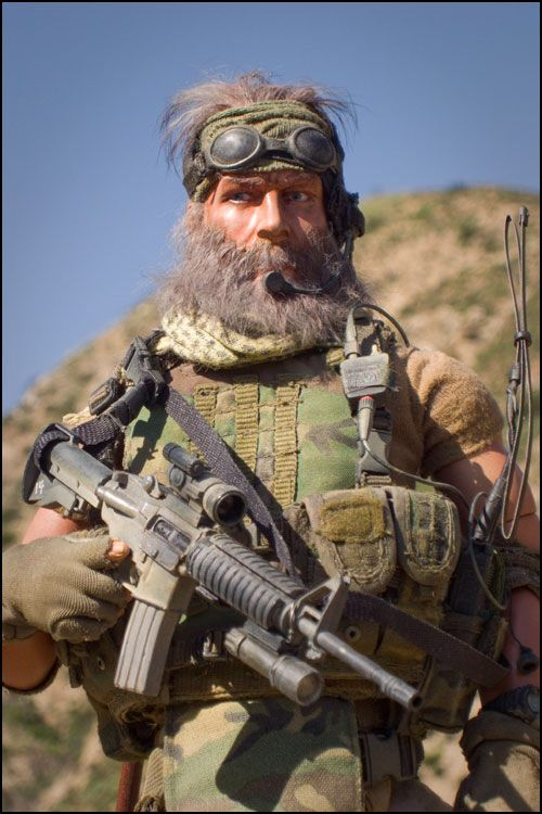 Delta Force Beard Beards and Military on...