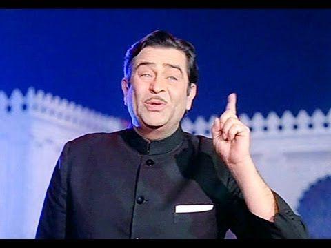 Ek Din Bik Jaayega Mati Ke Mol - Raj Kapoor - Dharam Karam - Bollywood P...