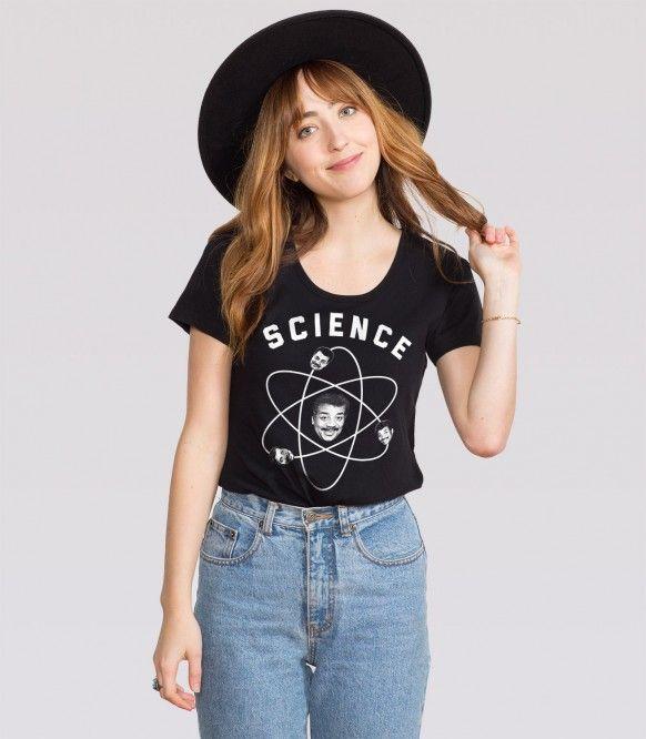 Science Women's T-Shirt    Headline Shirts